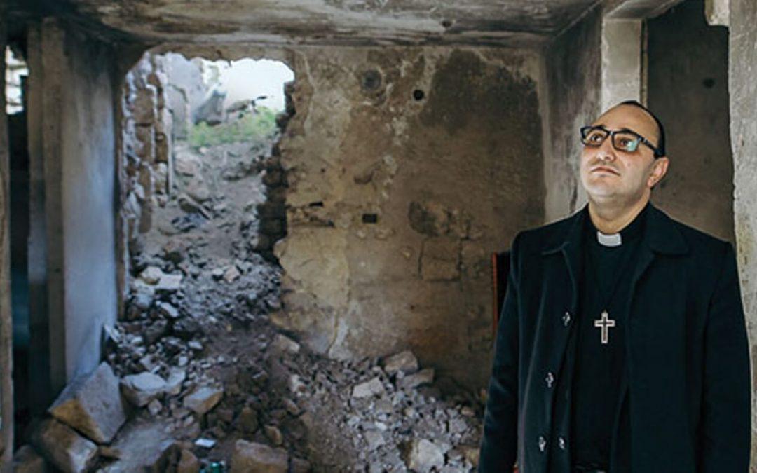 On aika rakentaa: toivo palaa Syyriaan