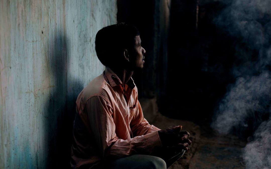 """Intialainen maanviljelijä Mohan: """"Jeesuksen vuoksi voin luopua kaikesta muusta"""""""