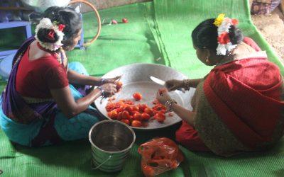 Onnellisten naisten kahvila: Intialainen menestystarina