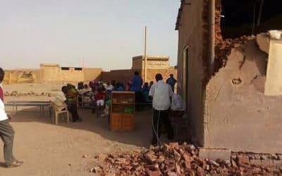 Kertaalleen vapautetut kirkon johtajat rikossyytteeseen Sudanissa