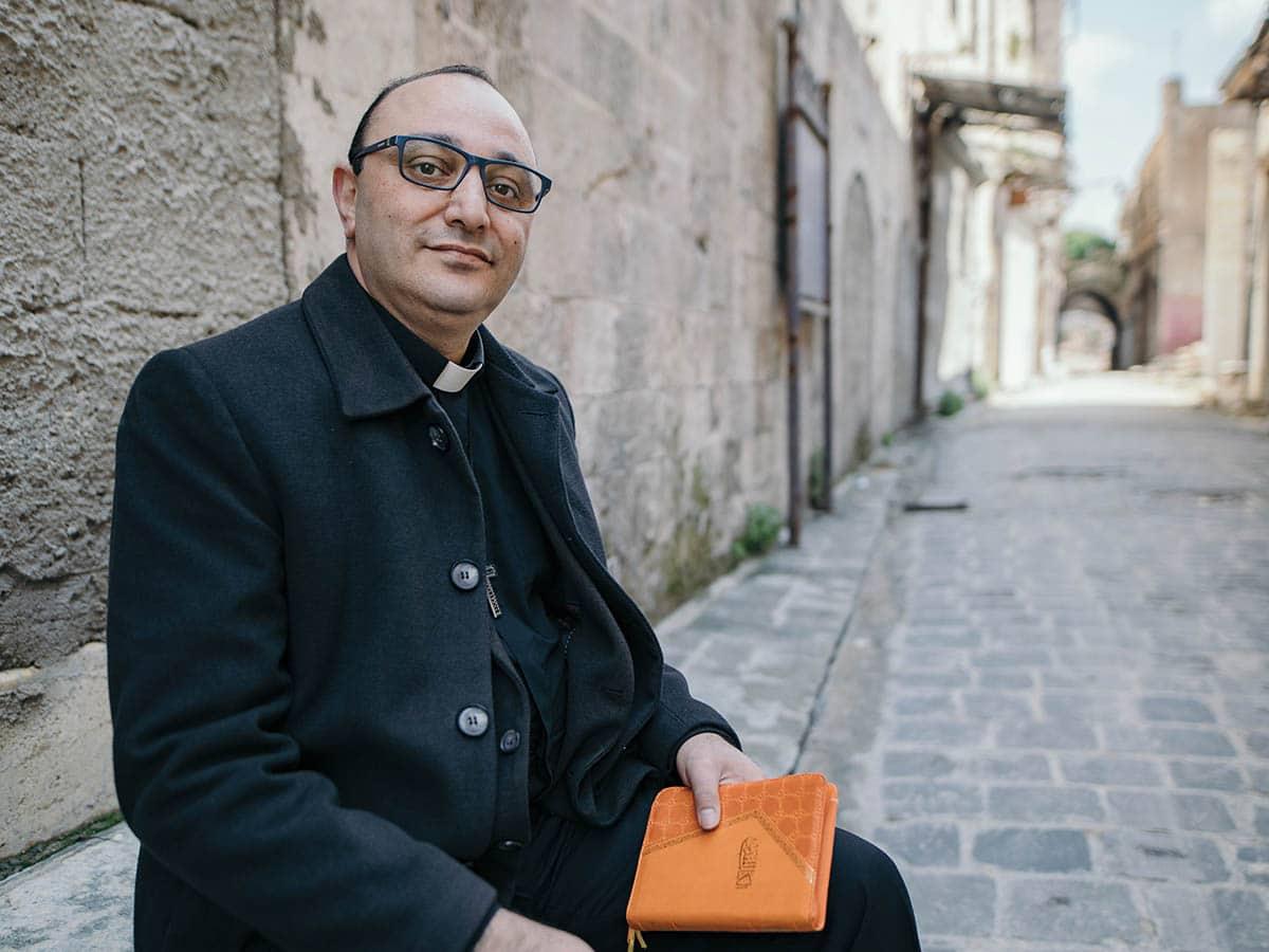 Pastori Abdalla, Syyria