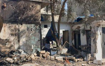 Syyria: väkivalta on hajottanut kurdien kirkon