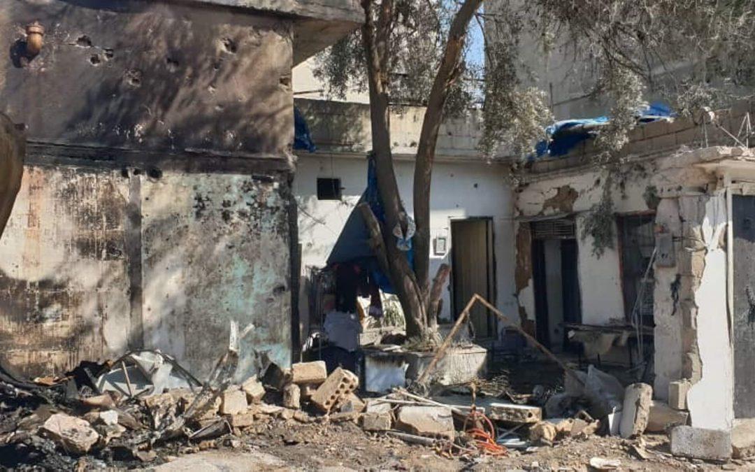 Syyria: Kristityt joutuvat pakenemaan kotoaan kolmannen kerran
