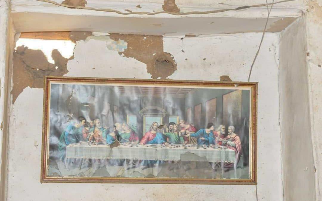 Kristityt konfliktin keskellä Pohjois-Syyriassa