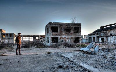 Kirkot ammottavat tyhjyyttään Ukrainassa