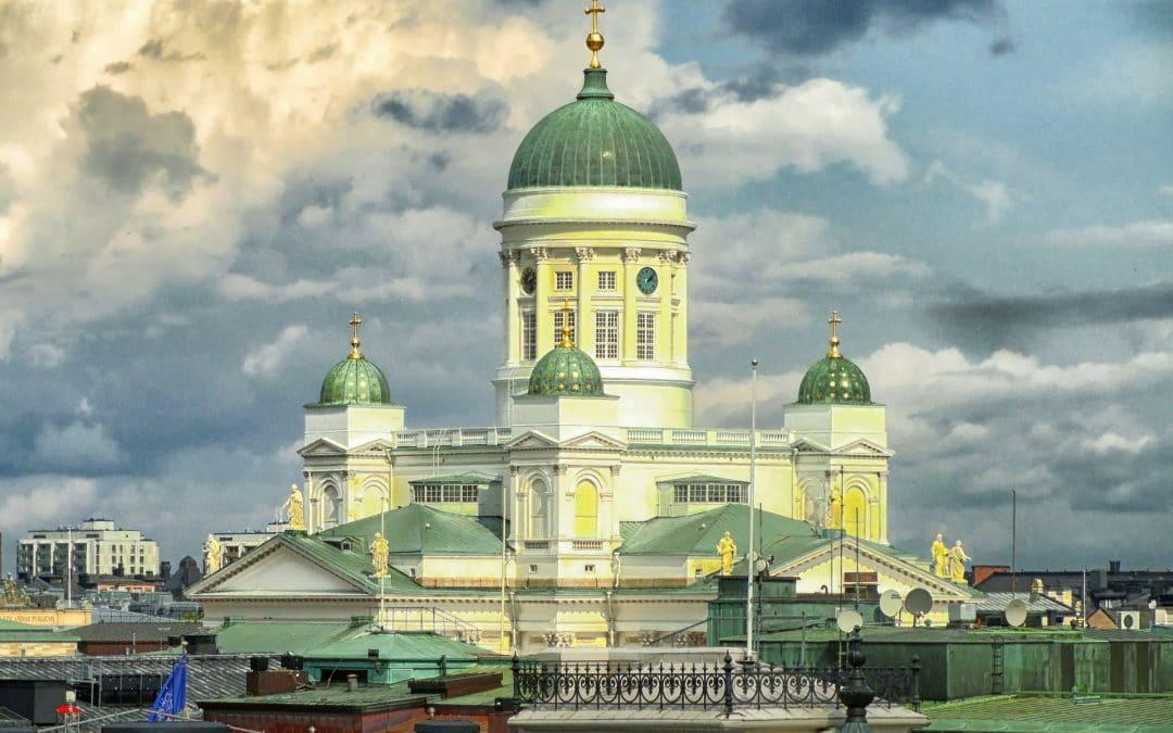 Pastori Johnin neljä haastetta Suomen kristityille