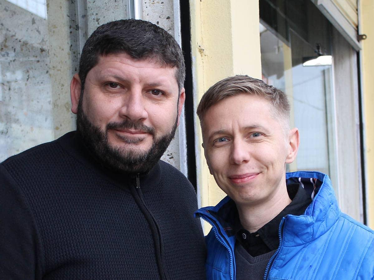 Miika ja mies