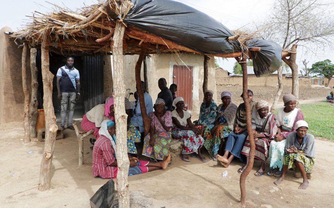 Nigeriassa meneillään olevan hyökkäyksen 11 uhrin joukossa vanhuksia