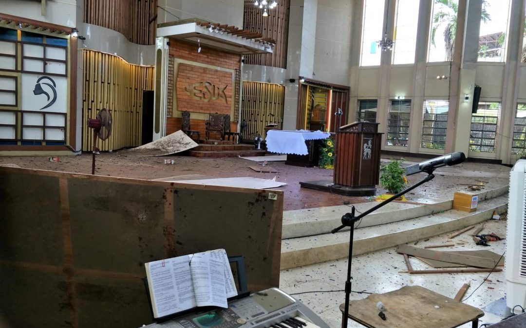 Aasia on kristittyjen vainojen uusi keskus