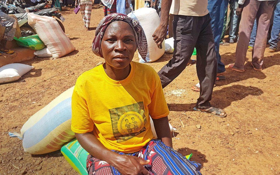 Open Doorsin apu rukousvastaus Burkina Fason kristityille