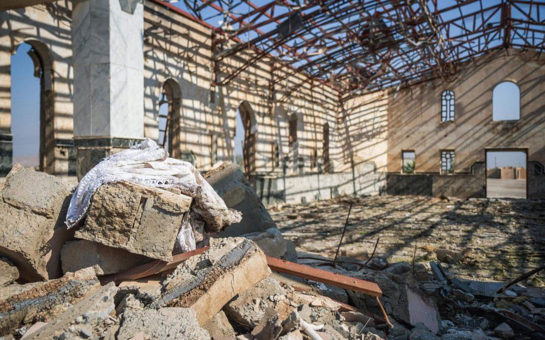 Irakin kristityt pelkäävät väkivallan lisääntymistä USA-Iran-konfliktin seurauksena