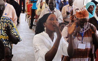 """Sudan: Kirkon johtajat """"varovaisen optimistisia"""" joululahjoista"""