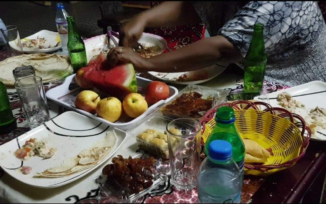 Kristuksessa rauhan löytäneenä Sofi kestää ramadanin