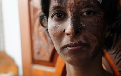 Miksi haavoittunut srilankalainen kristitty laulaa toivosta?