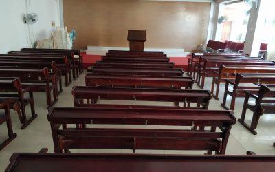 Ajattomia oppitunteja Kiinasta: Korona-virus ei pysäytä kristittyjä