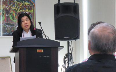 Malesia: pastorin vaimolle palkinto rohkeudesta
