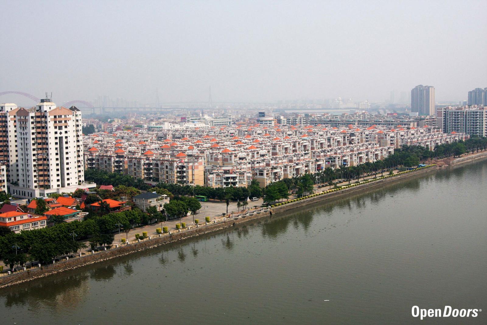 Kiina Väkiluku