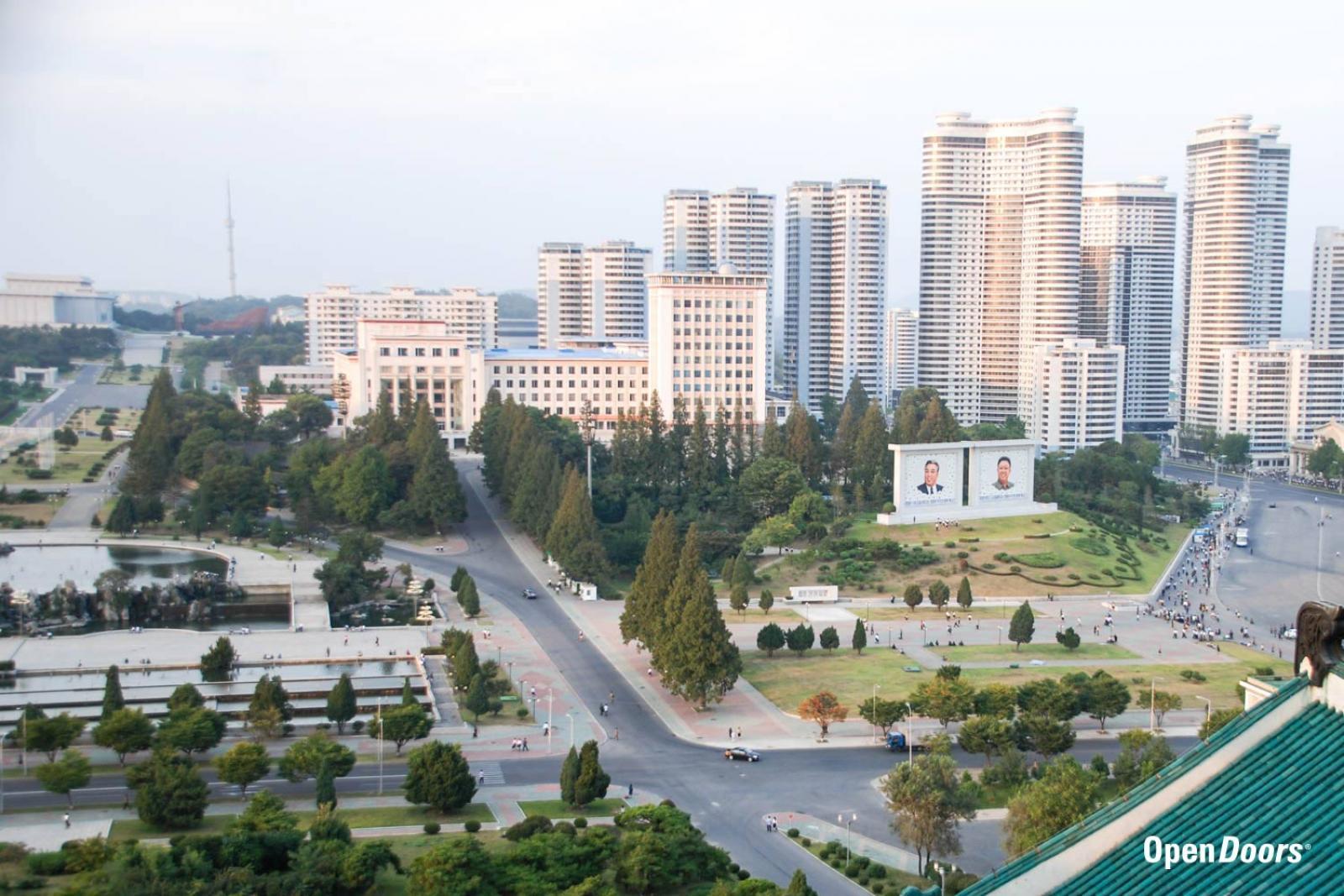 Pohjois Korean Väkiluku