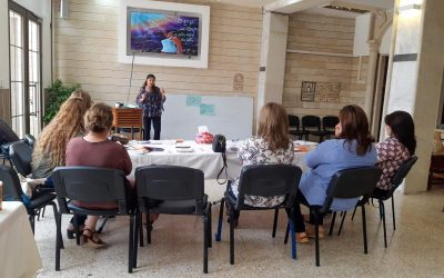 Naisten aloittamasta raamattuopetuksesta tuli menestys Niniven tasangolla