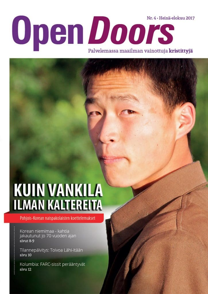 ODFI Lehti 2017 4 kansi