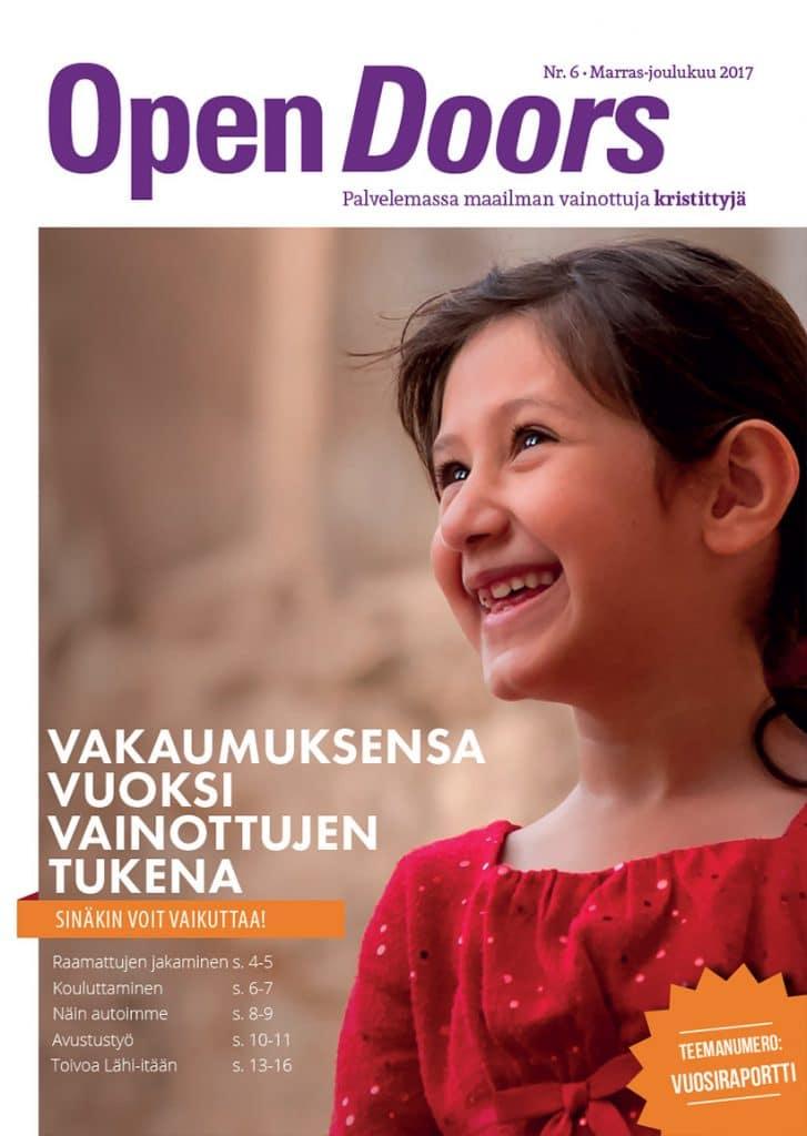 ODFI Lehti 2017 6 kansi