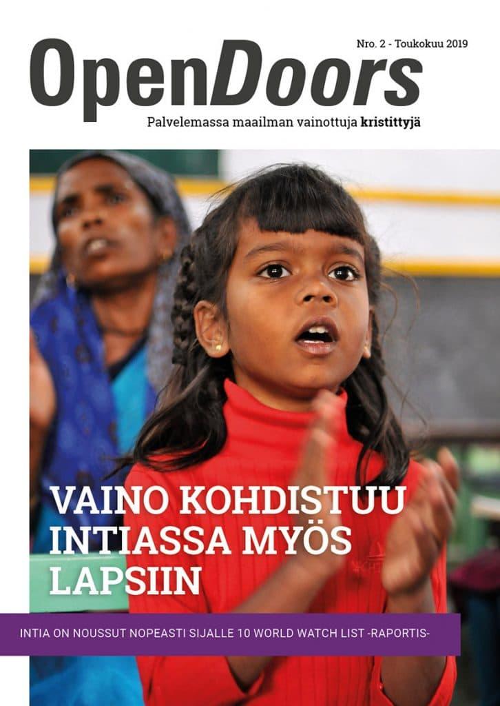 ODFI Lehti 2019 2 kansi