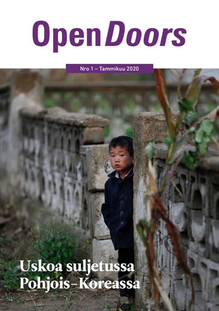 ODFI Lehti 2020 1 kansi