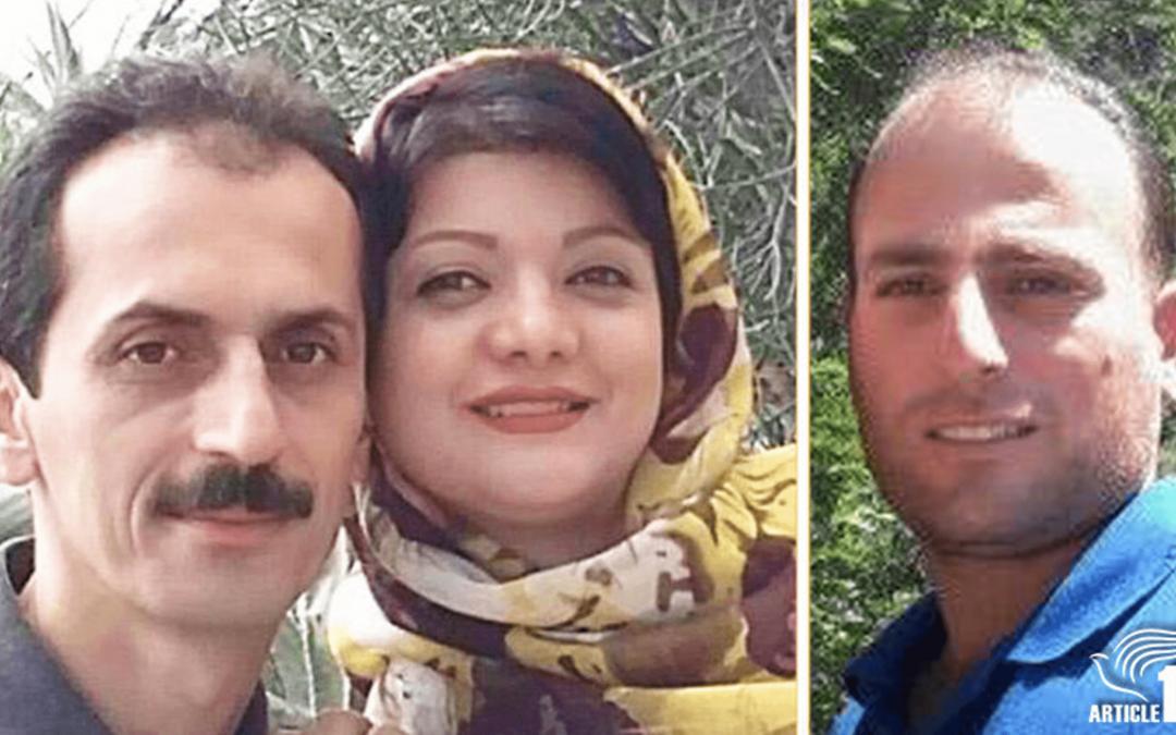 IRAN: KRISTITYT VAPAIKSI TAKUITA VASTAAN JA USKONNOLLISILLA PAIKOILLA TULIPALOJA