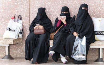 Saudi-Arabia rukous