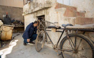 Toisenlaista turvaa: pastori pysyy tukena Syyrian sodassa
