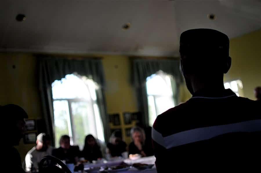 Keski-Aasia rukous