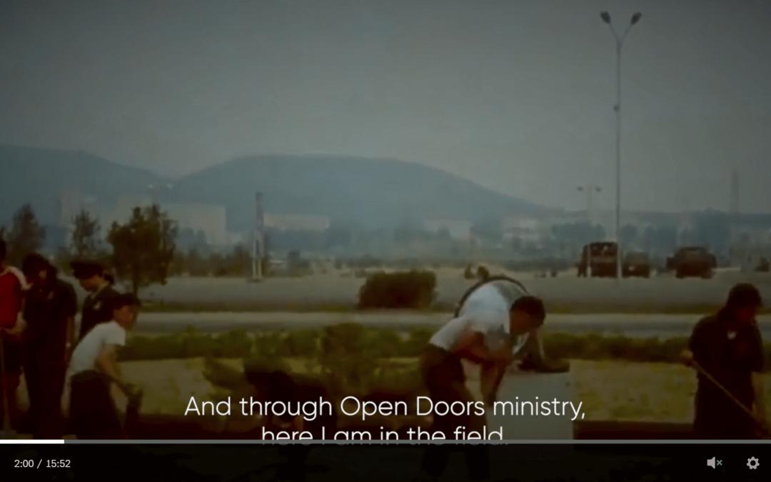 Salaa toimivat kenttätyöntekijät vaarantavat henkensä voittaakseen pohjoiskorealaisia Kristukselle
