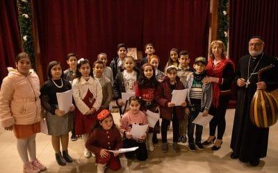 Mitä Irakin lapset toivovat joululahjaksi?