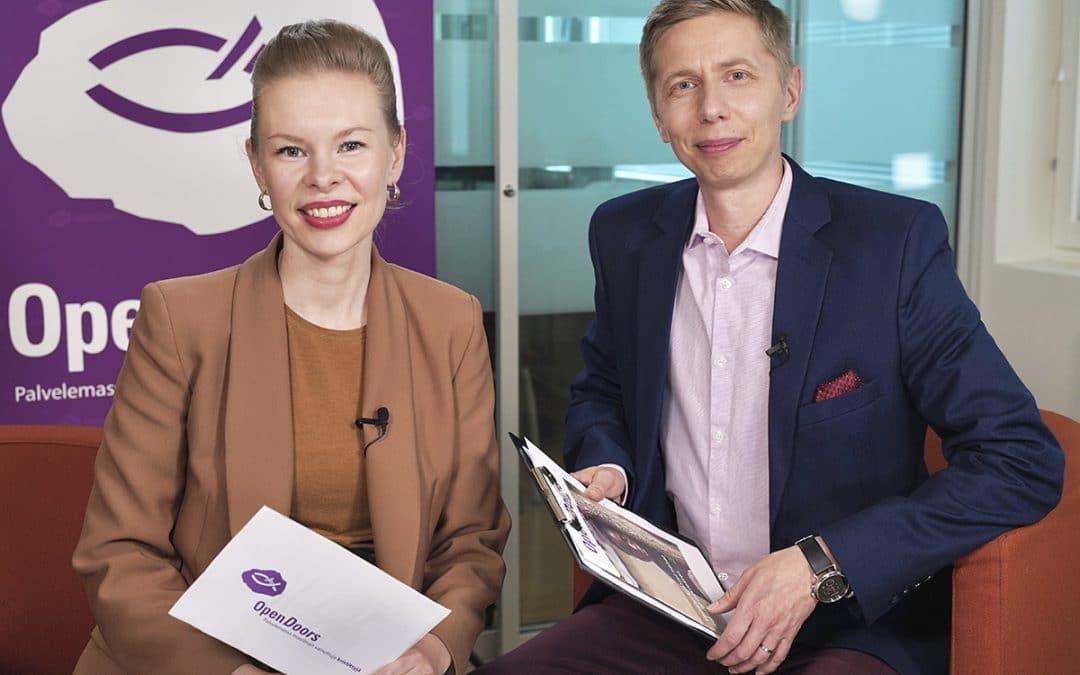 Kristittyjen vainot tänään – Open Doorsin ohjelmasarja jatkuu TV7:llä