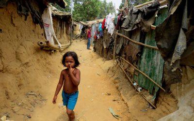 Bangladesh: Ei ketään kenen puoleen kääntyä rohinga-kristittynä