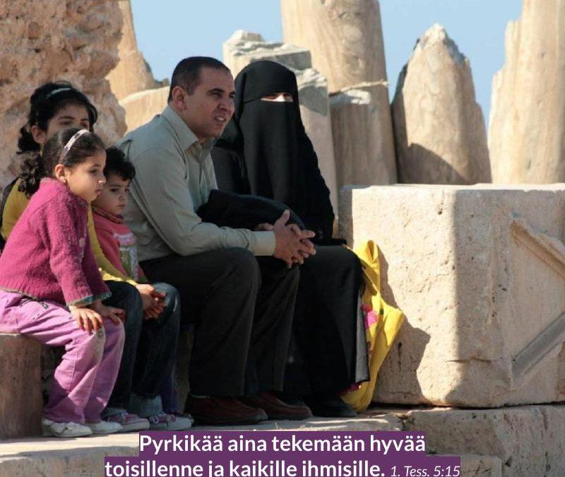 Libya rukous