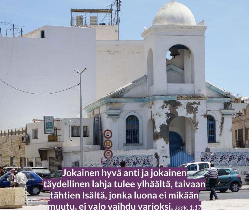 Tunisia rukous
