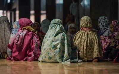 Ramadanin ajan rukousaiheita Aasiasta