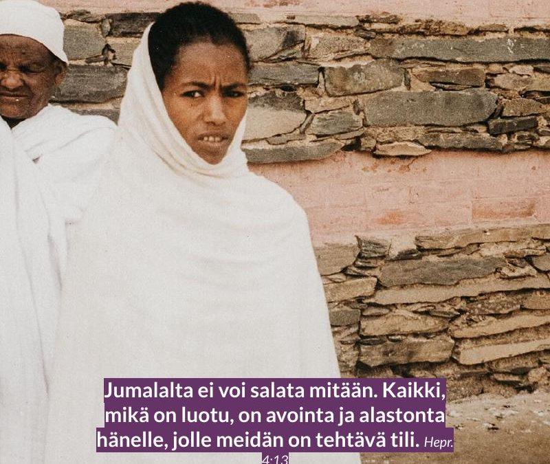 Eritrea rukous