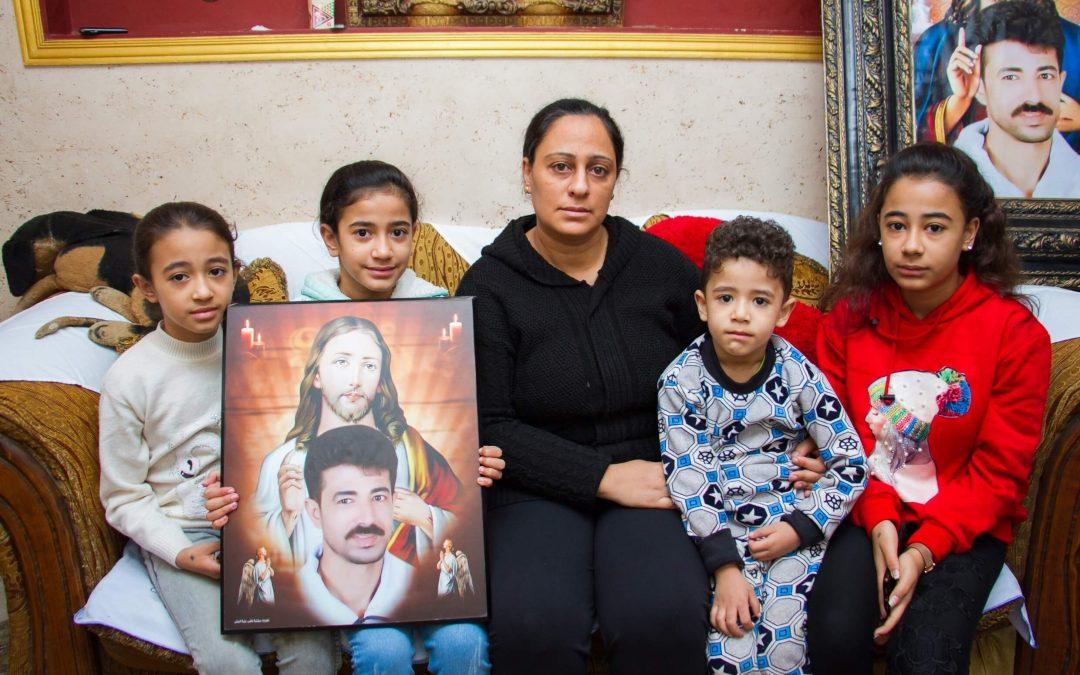 Kuolema kengän takia – viha kristittyjä kohtaan tappaa Egyptissä