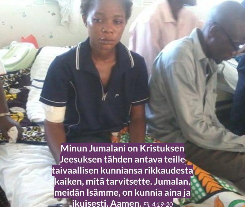 Kenia rukous