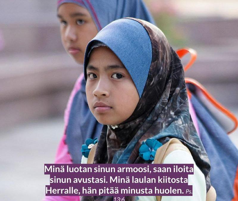 Malesia rukous