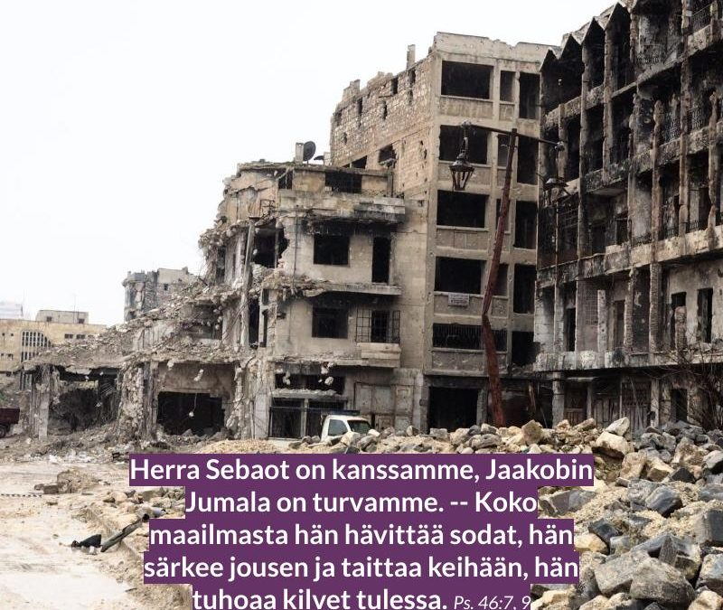 Syyria rukous