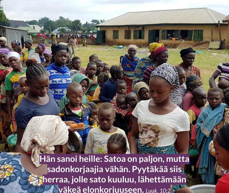 Afrikka rukous