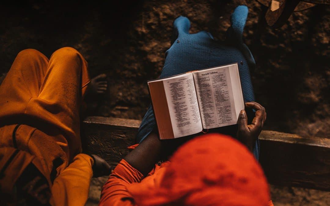 Haluatko oppia lisää  kristittyjen vainoista?