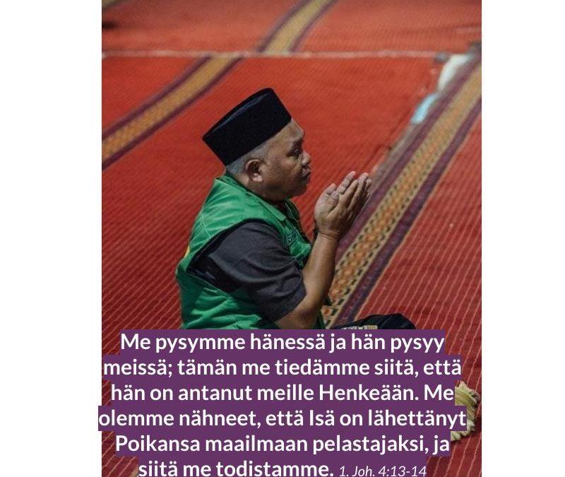 Indonesia rukous