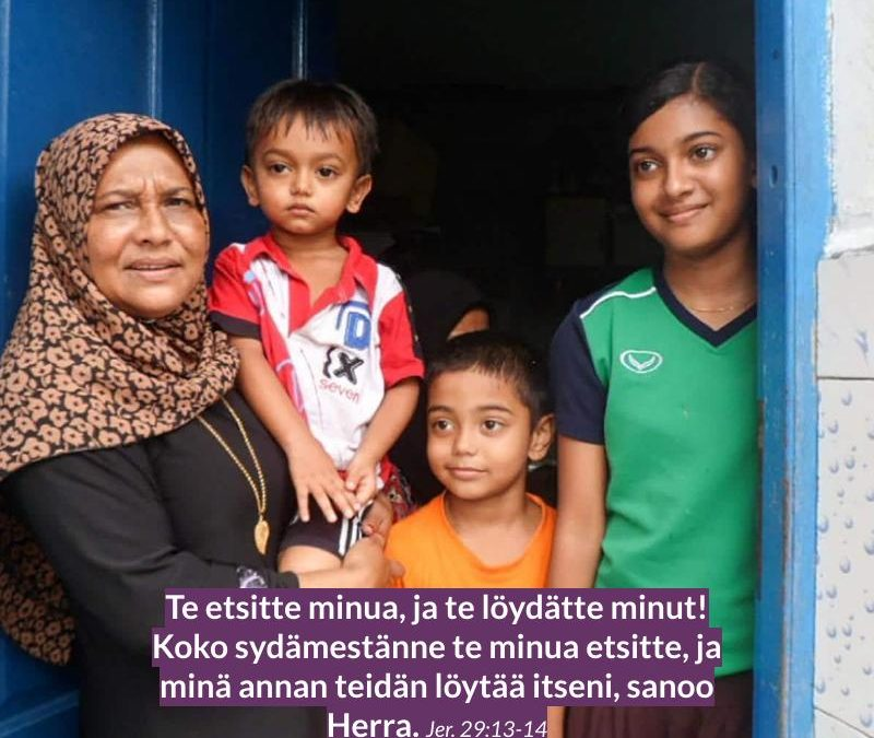 Malediivit rukous