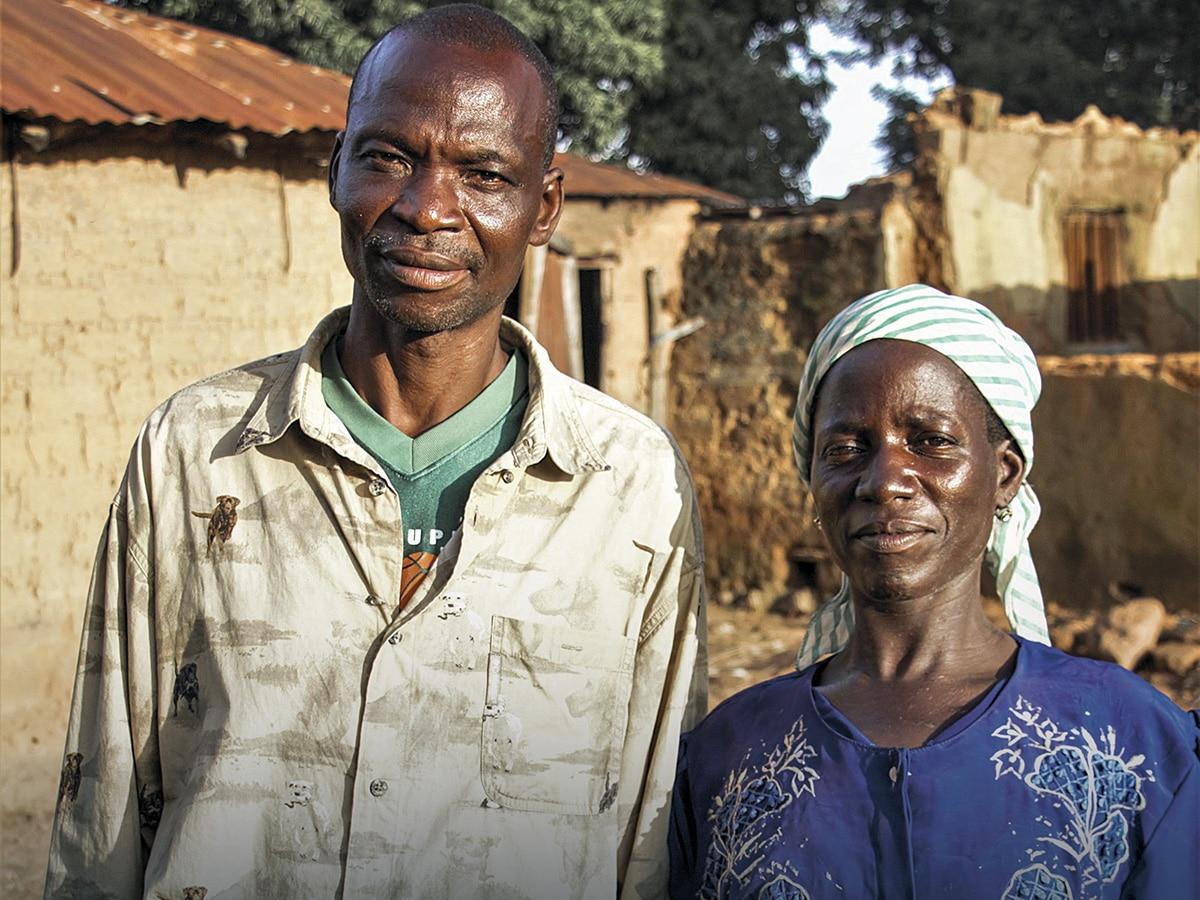 Pastori Jeremiah pakeni fulanitaistelijoiden tulitusta. Nyt hän johtaa seurakuntaa kohti anteeksiantamista ja toivoa.