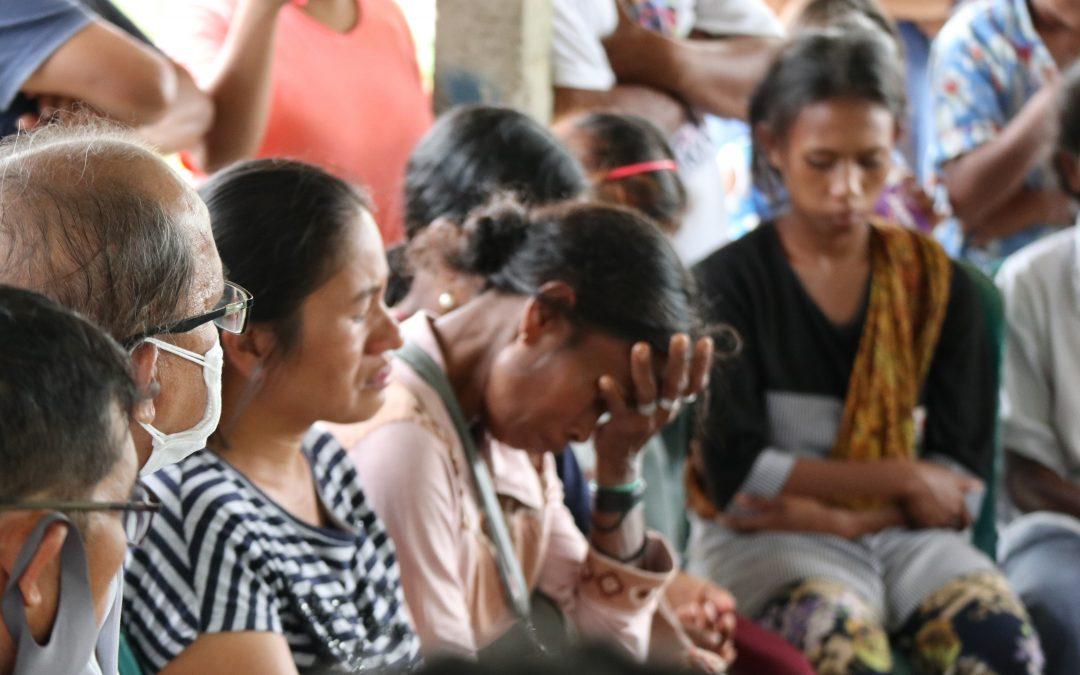 HYÖKKÄYKSET SIGISSÄ – Indonesiassa