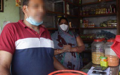 Kun Jumala täytti hyllyt – Praveenin ja Shantin kauppa selvisi pandemia-ajasta Intiassa